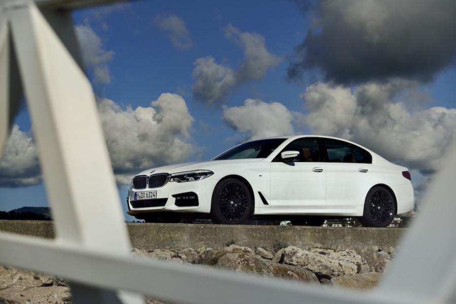 BMW Serie 5 berline 340i Pack M MK7 G30 essai