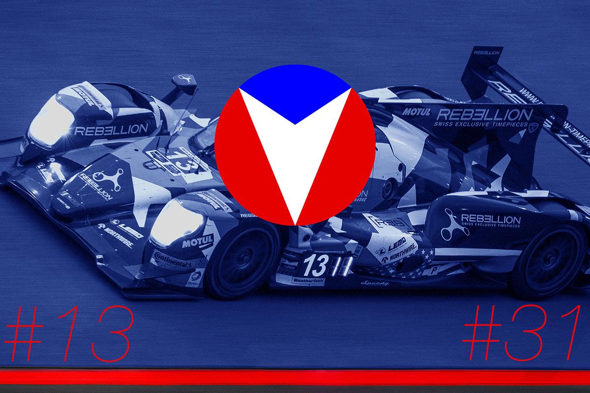 Pourquoi la Vaillante Rebellion portera le numéro 13 lors des prochaines 24 Heures du Mans