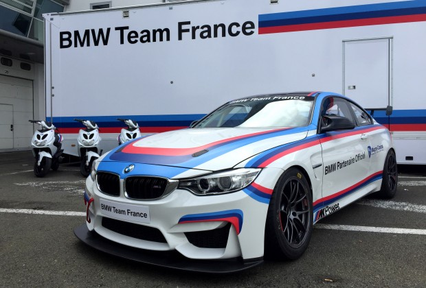 BMW M comme Magny-Cours - - 165 - BMW M4 GT4 European Series Southern Cup