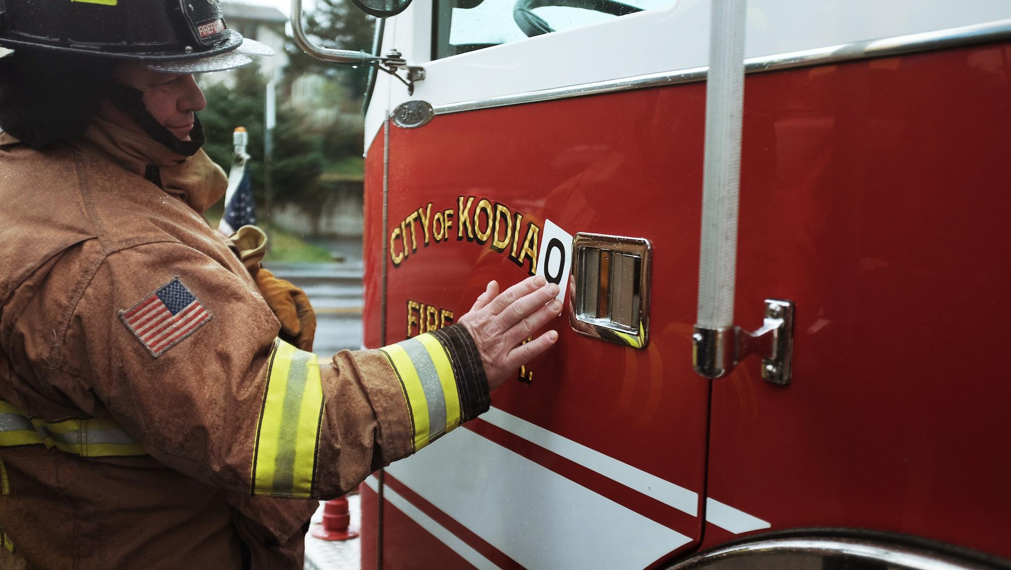 Skoda Kodiaq essai auto pompiers ville de Kodiak signification du nom