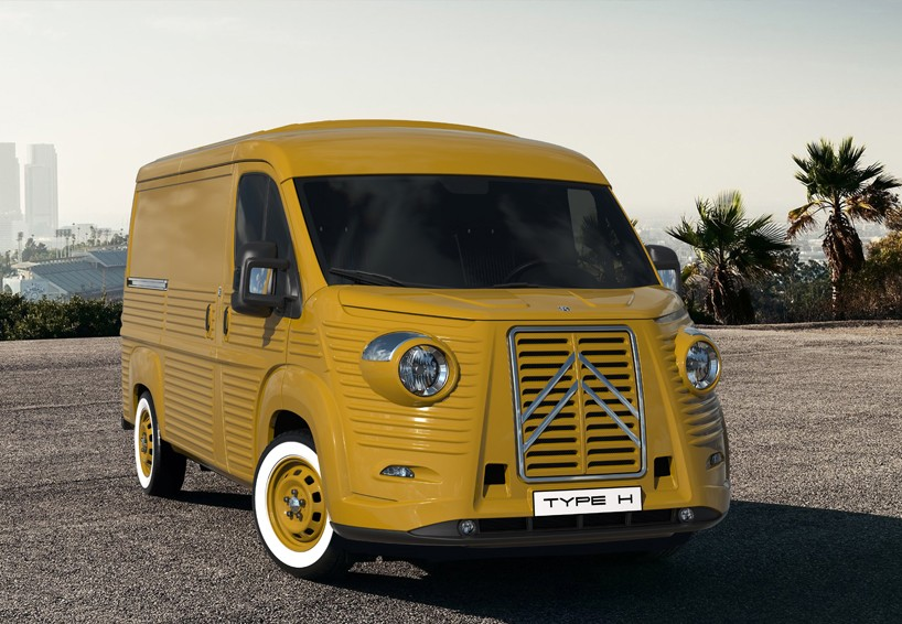 Citroen Jumper Citroen HY design - 10