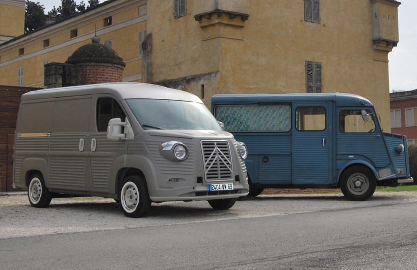 Citroen Jumper Citroen HY design - 12