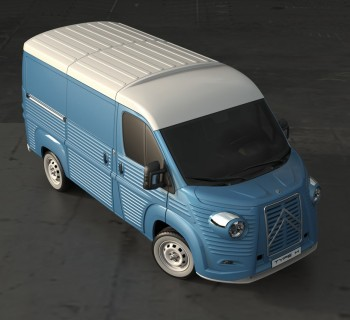 Citroen Jumper Citroen HY design - 4