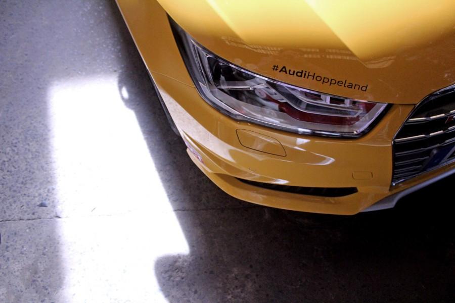 Hoppeland Rally Carto 2017 - Audi S1 - 1