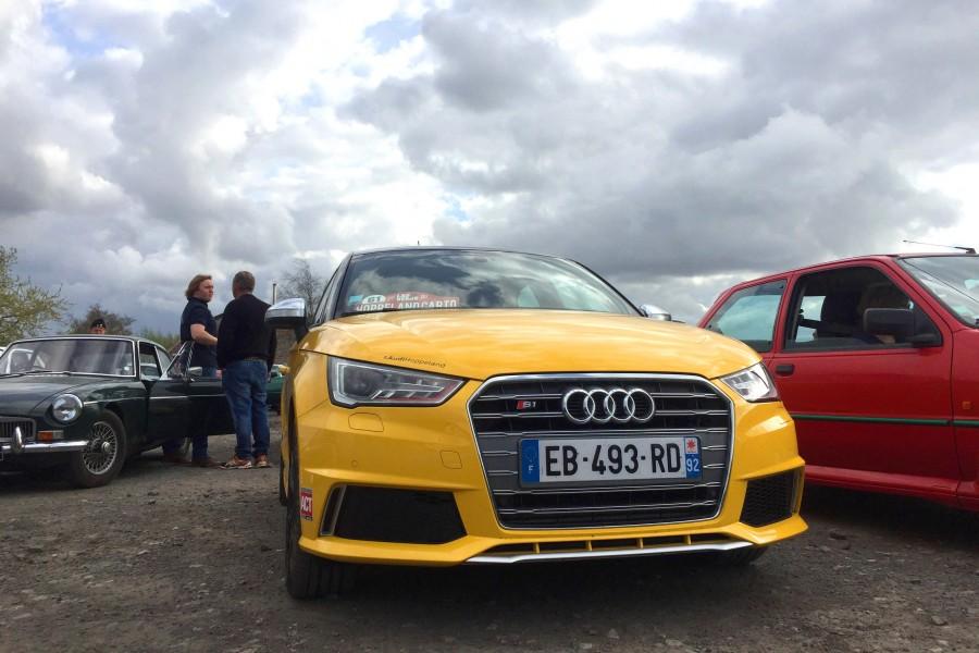 Hoppeland Rally Carto 2017 - Audi S1 - 30