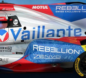 Rebellion Vaillante LMP2 31 LMP2 0000