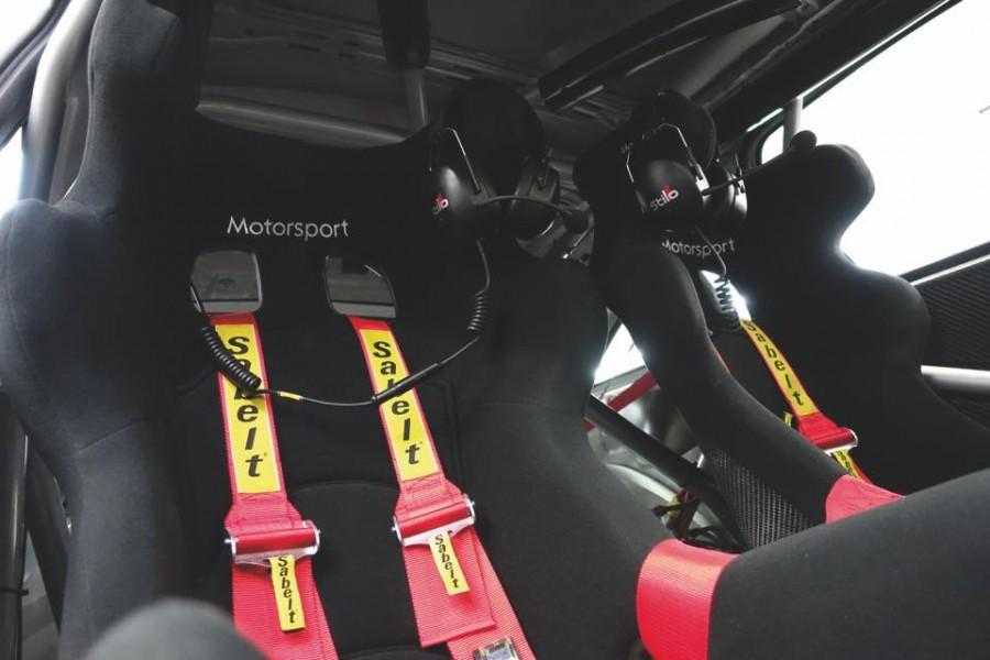 Opel Corsa R5 Holzer Motorsport - 0