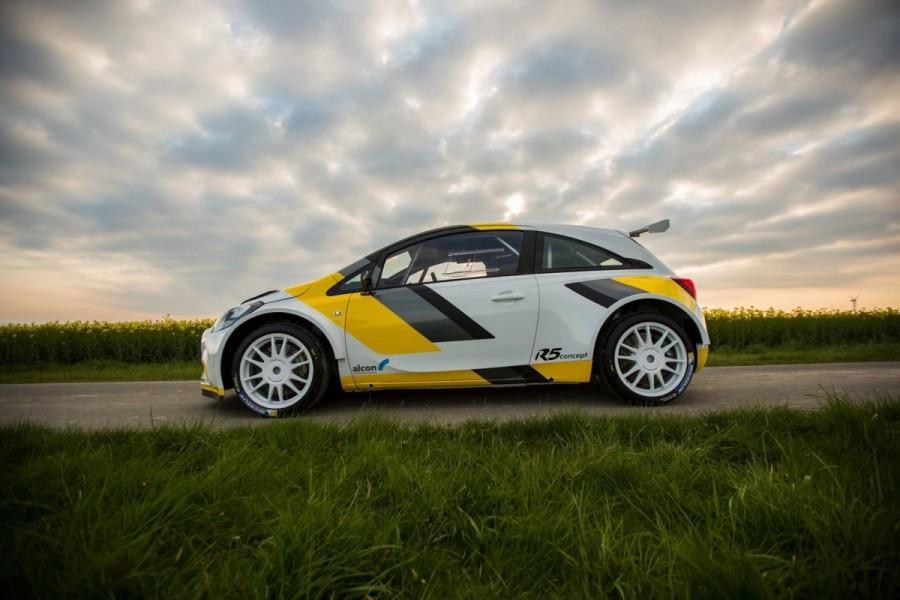 Opel Corsa R5 Holzer Motorsport - 6