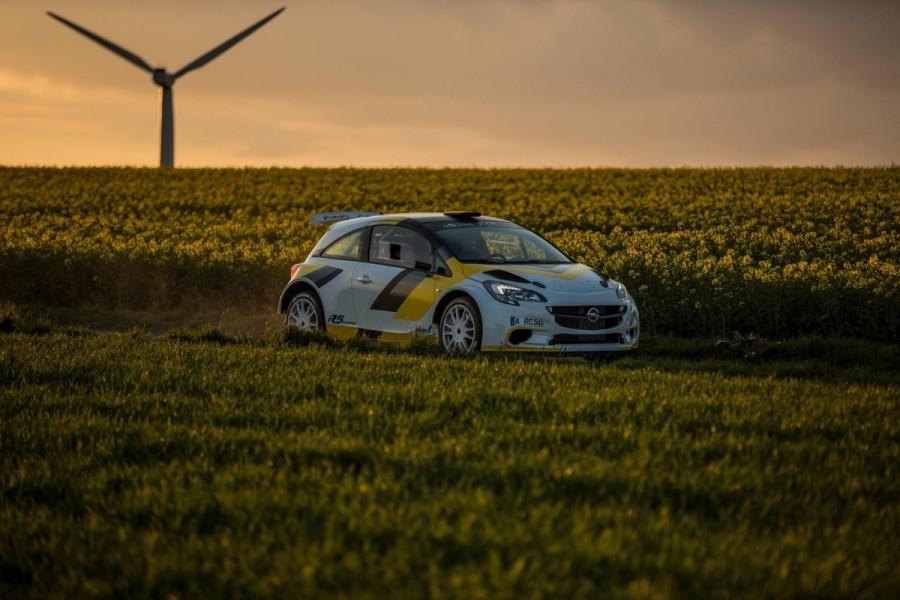 Opel Corsa R5 Holzer Motorsport - 7