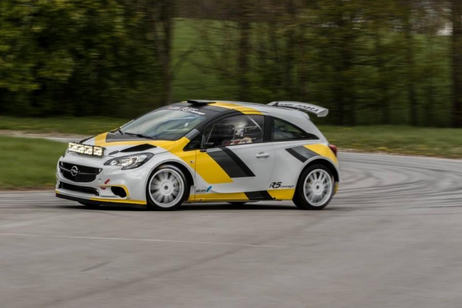 Opel Corsa R5 Holzer Motorsport - 8
