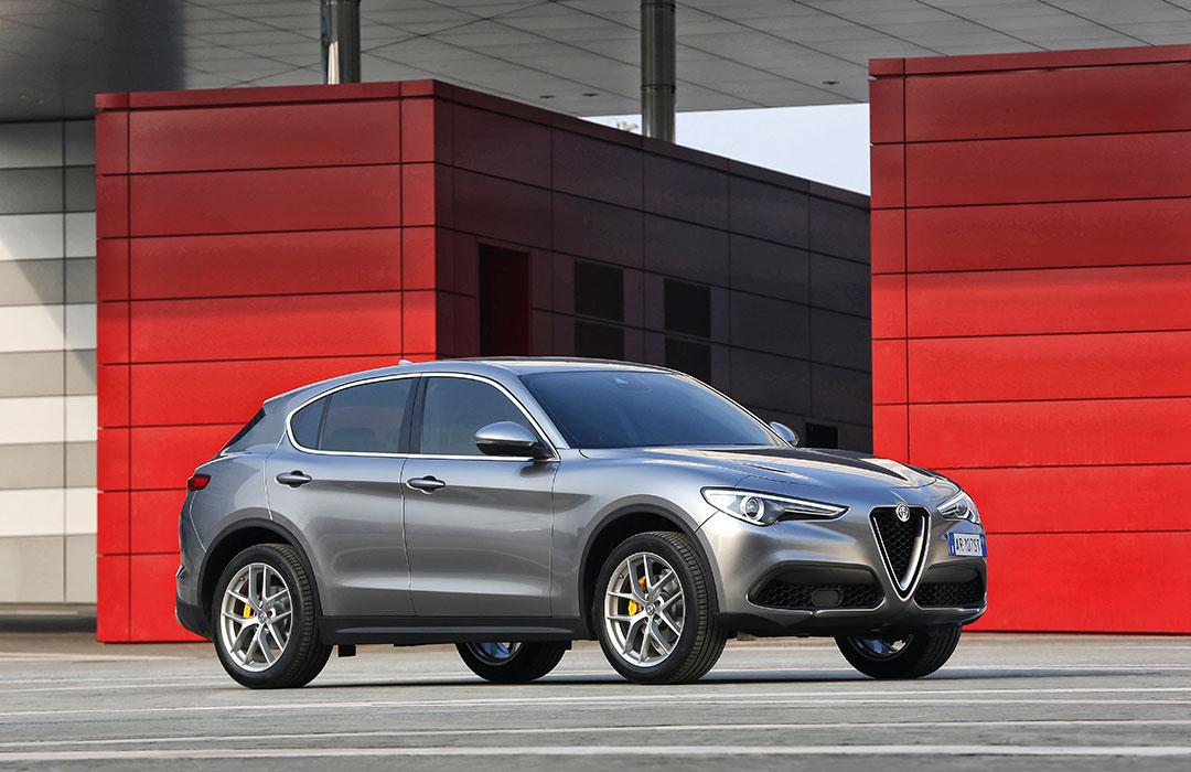 Essai Alfa Romeo Stelvio: Primo