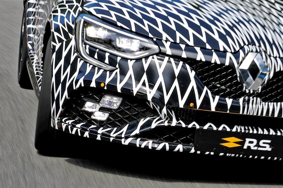 nouvelle renault megane rs 2017 grand prix de monaco 2017 nico hulkenberg reveal 1