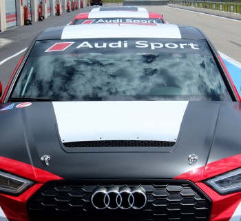 Audi RS 3 LMS // Le Castellet