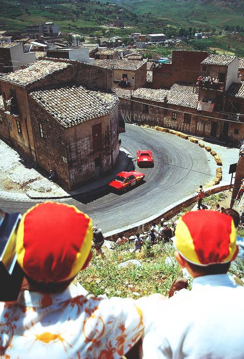 55. Targa Florio, Piccolo Circuito delle Madonie, Sicilia
