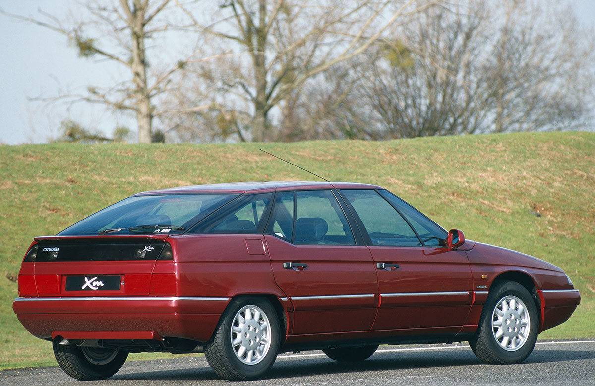 Ma Citroën XM « is desirable »