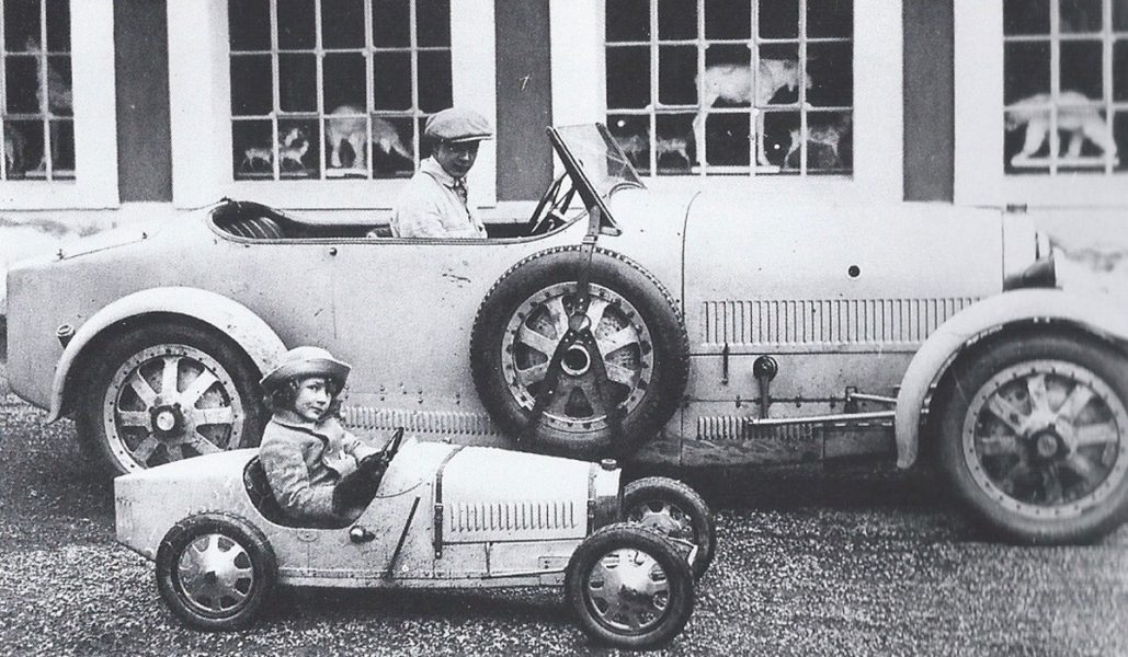 Illustration : Bugatti