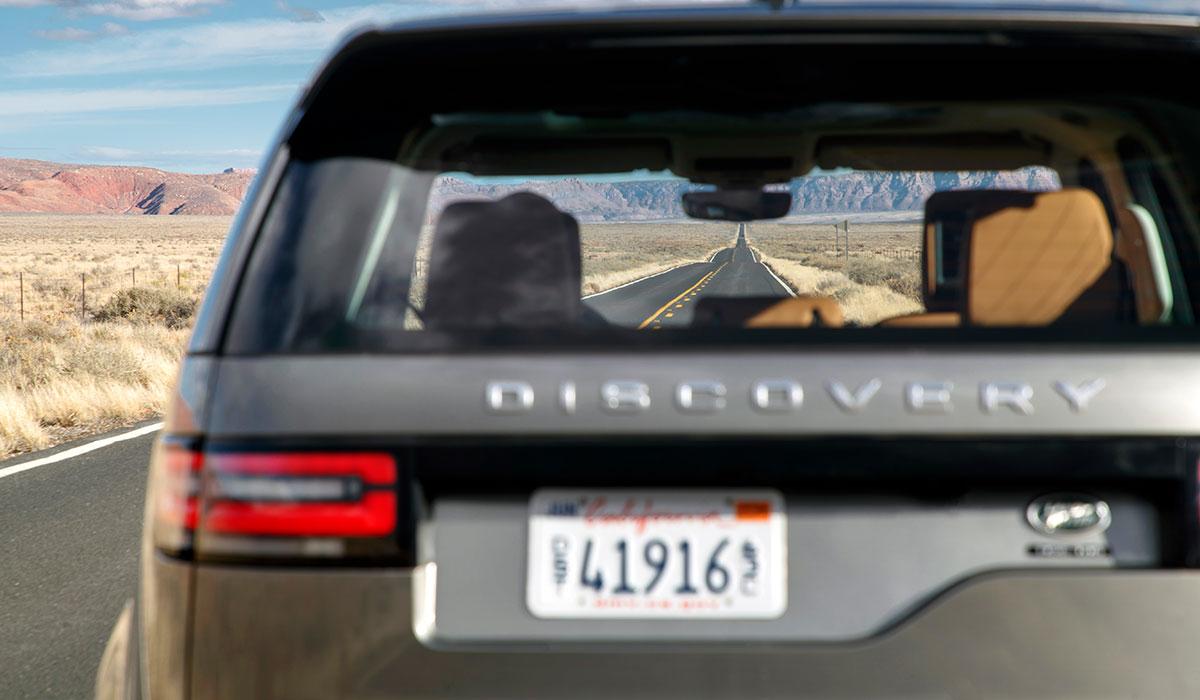 Essai Land Rover Discovery: rendez-vous dans l'Utah