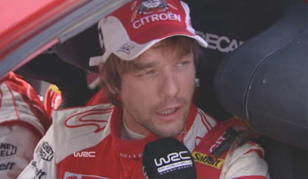 Sébastien Loeb est-il un bad boy?