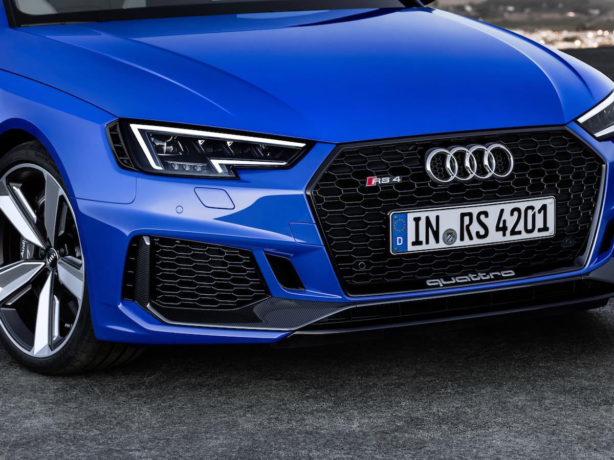 Audi RS 4 Avant 2017 : revivre mon adolescence…