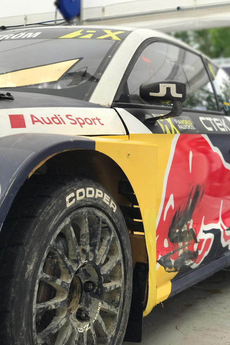 Audi S1 EKS RX quattro Loheac RX 2017