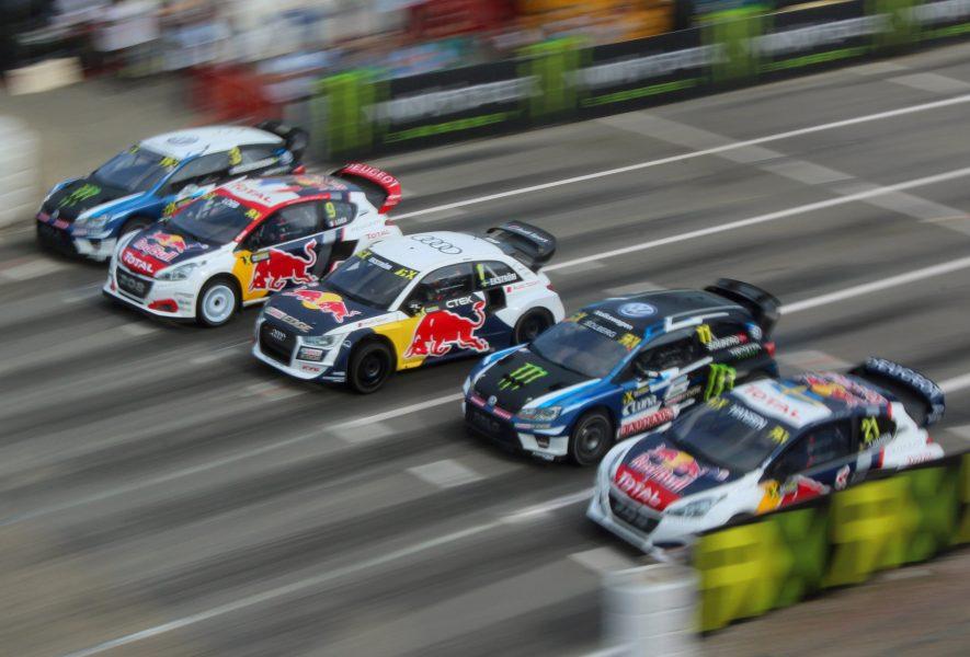 FIA World RX - Loheac 2017