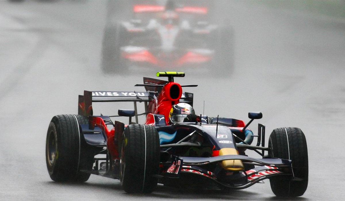 Sebastian Vettel : un nouvel extraterrestre