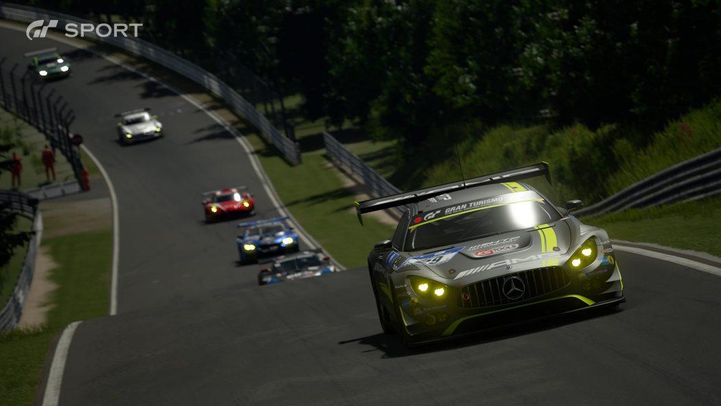 Mercedes-AMG GT3 (AMG-Team HTP-Motorsport)