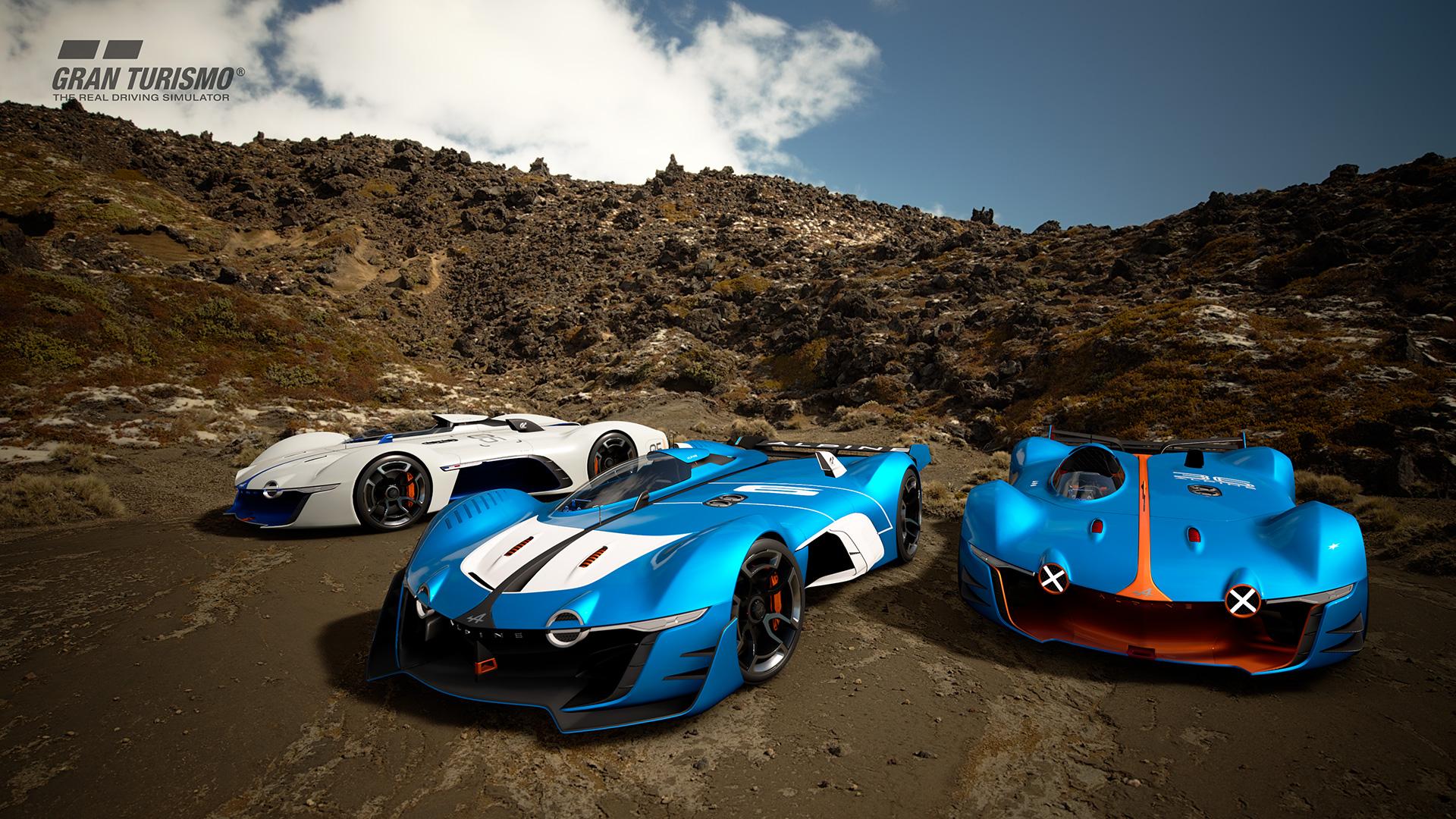 Gran Turismo Sport : en voitures ! La liste.