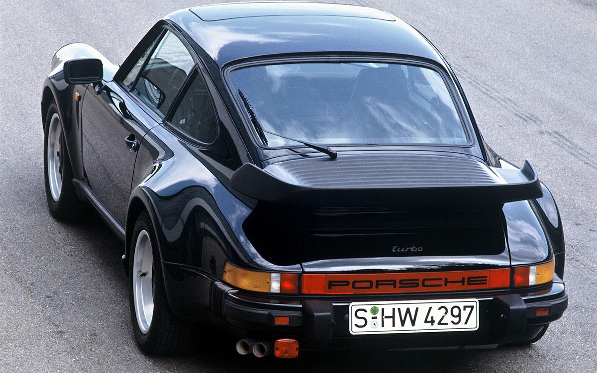 L'homme qui a sauvé la Porsche 911