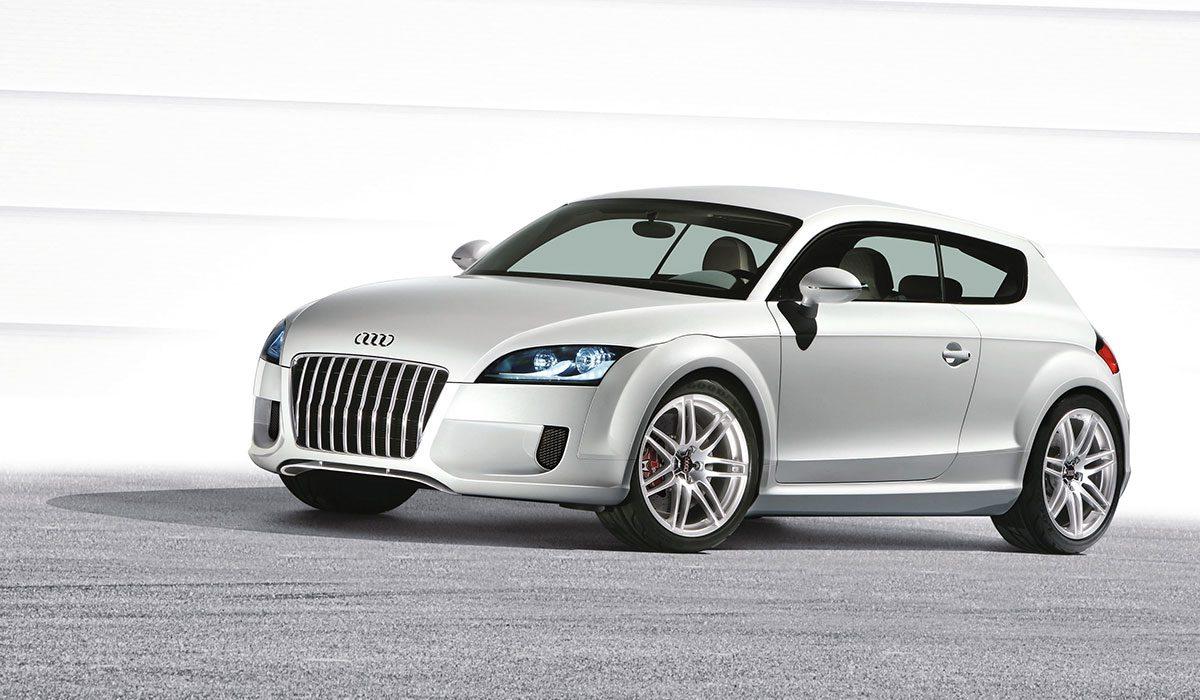 Audi Shooting Brake Concept : maintenant !