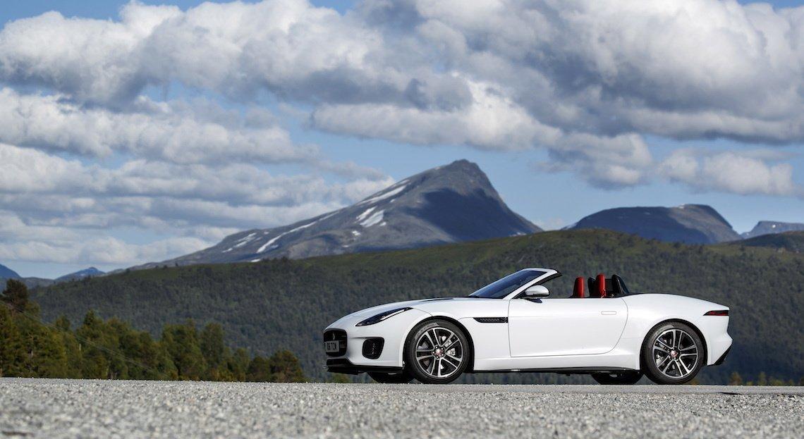Un art de vivre avec Jaguar