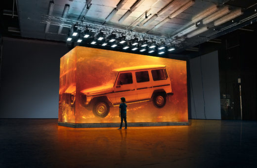 Jurassic Park : la renaissance de la Mercedes Classe G
