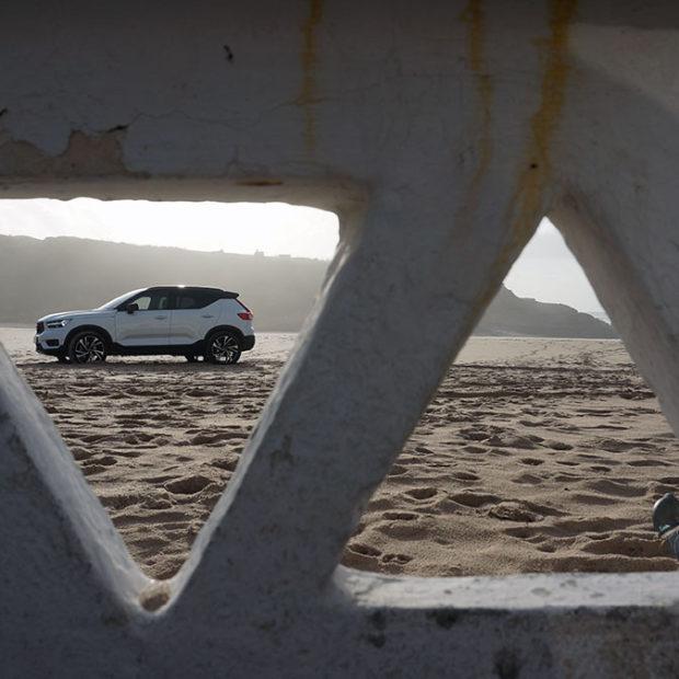 Essai Volvo XC40 : faire son marché