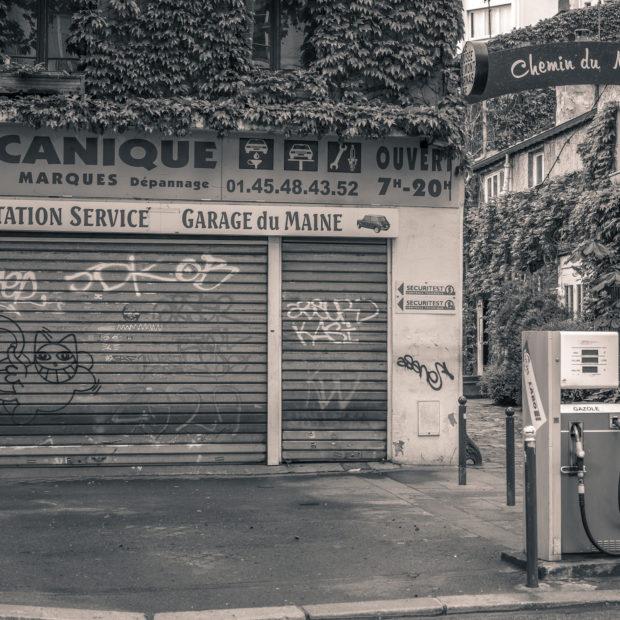 Le pari des garages