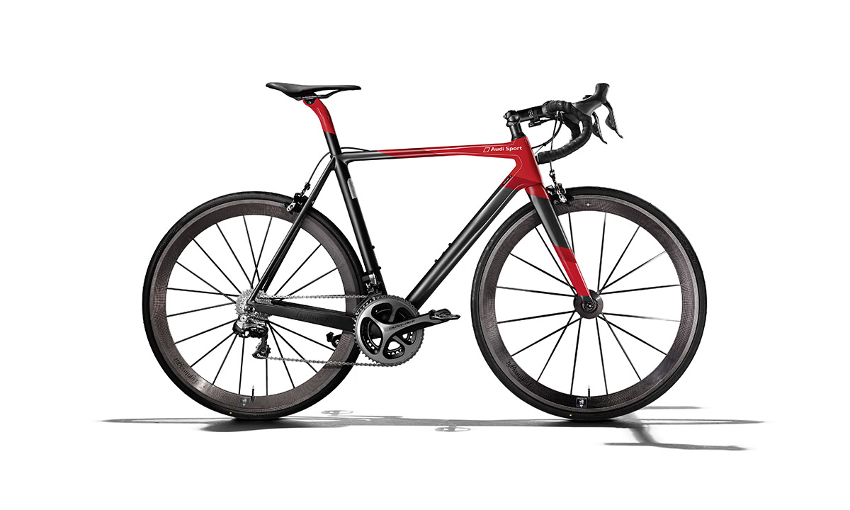 Audi Sport Racing Bike : lightweight, définitivement lightweight