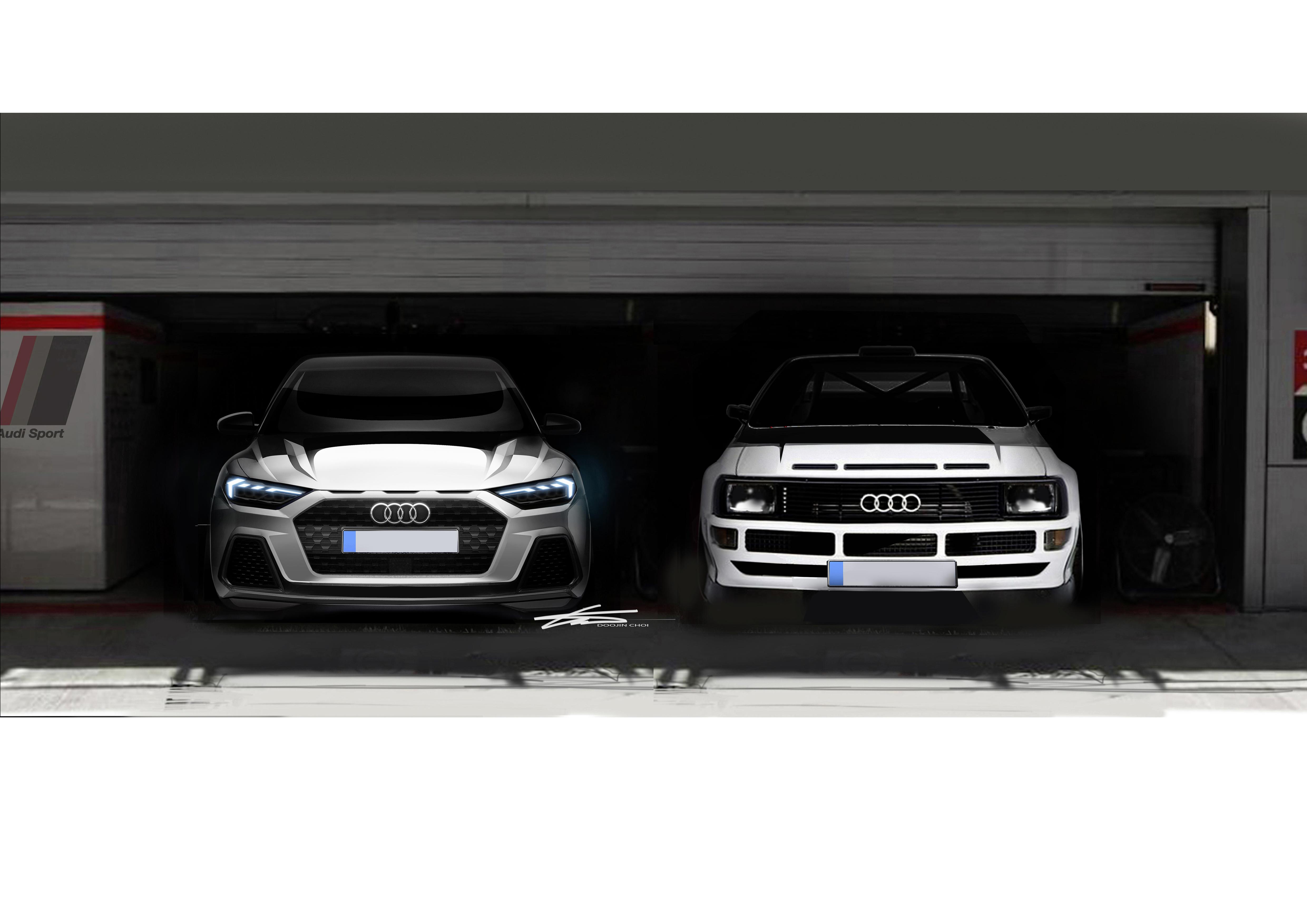 Audi A1 Sportback 2018 : quattro avant l'heure ?