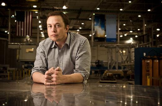 Elon Musk en pilotage autonome