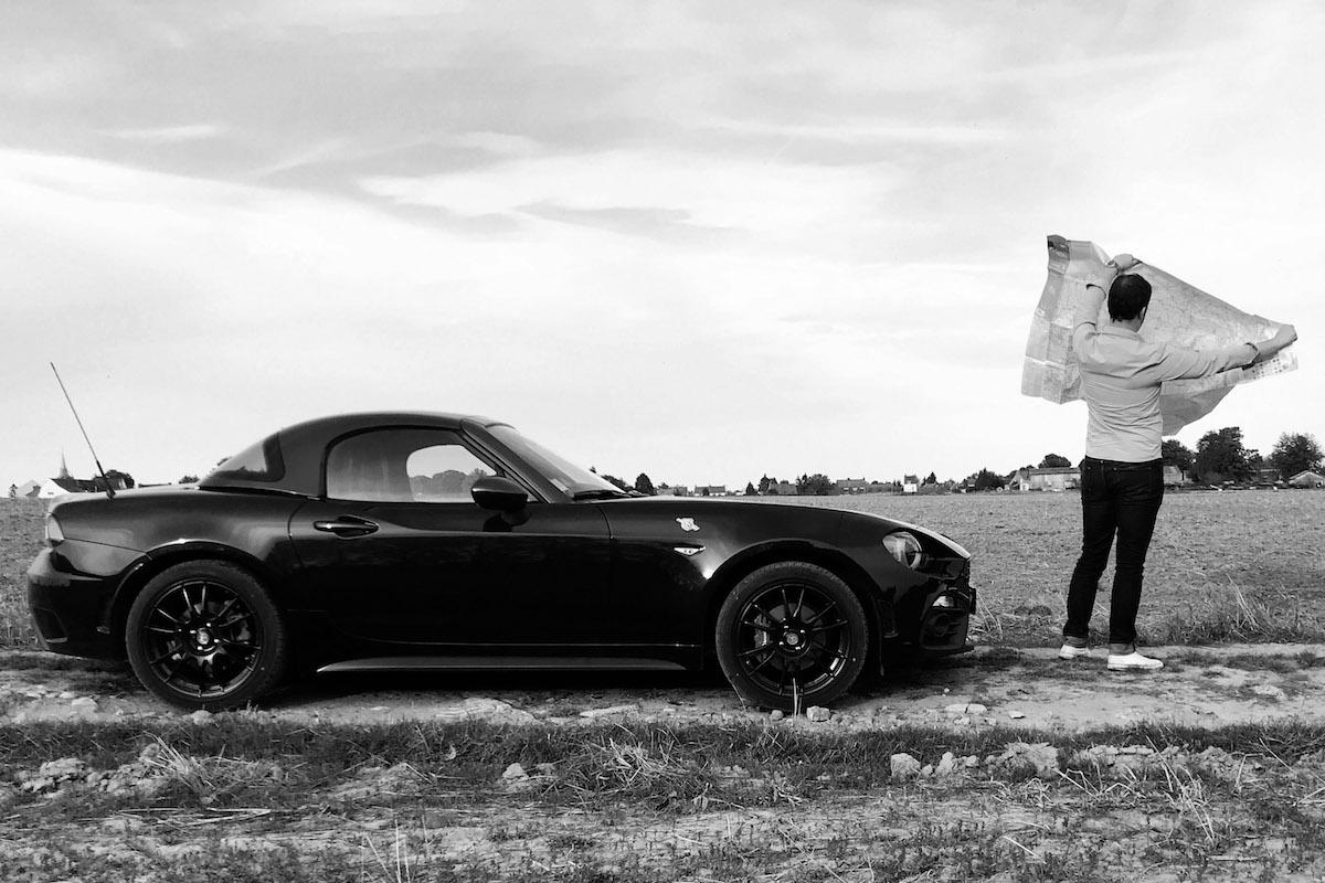 Essai : Abarth 124 GT : amoureux d'une belle Italienne