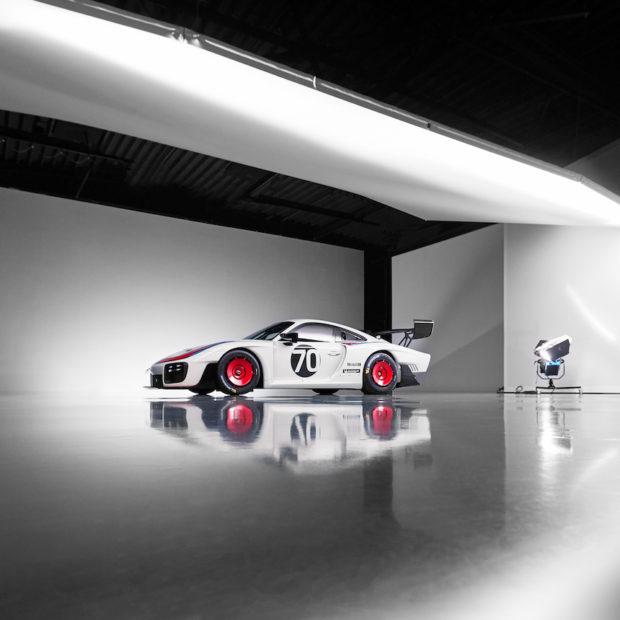 Porsche 935 : Moby Dick 2018
