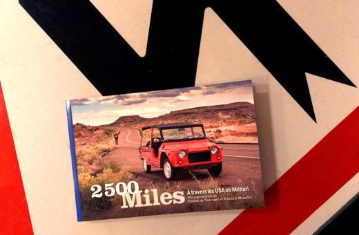 A travers les Etats-Unis en Citroën Méhari