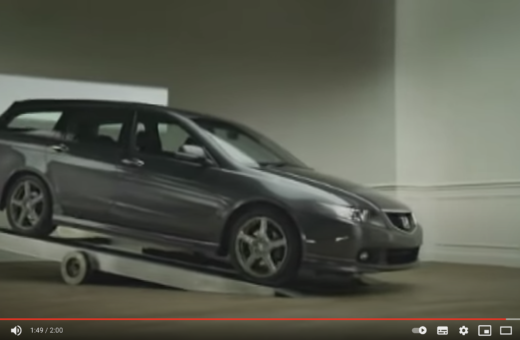 Les meilleures publicités : Honda Accord 2003