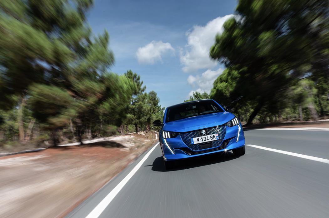 Les Peugeot en tête des immatriculations européennes en février