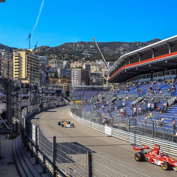 Le Grand Prix Historique de Monaco 2021