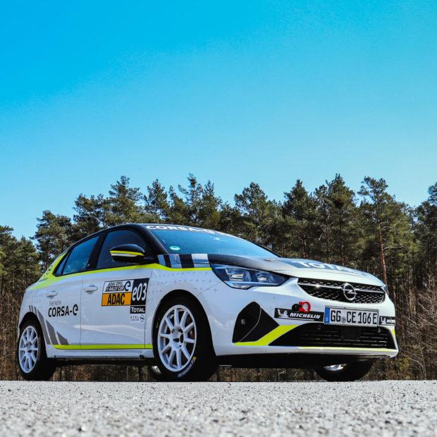 Les Opel Corsa-e Rally arrivent !