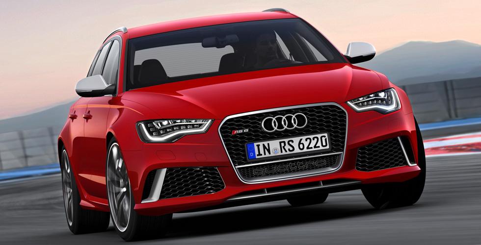 Nouveauté : Audi RS6 Avant