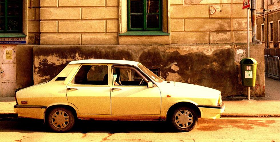 Vu : Dacia 1310