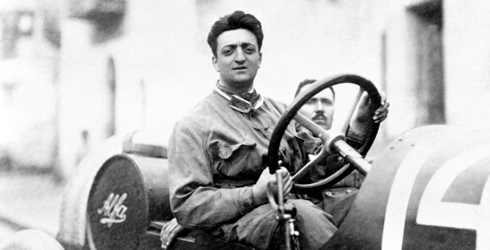 Citation : Enzo Ferrari