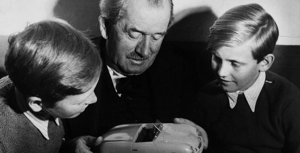 Citation : Ferdinand Porsche