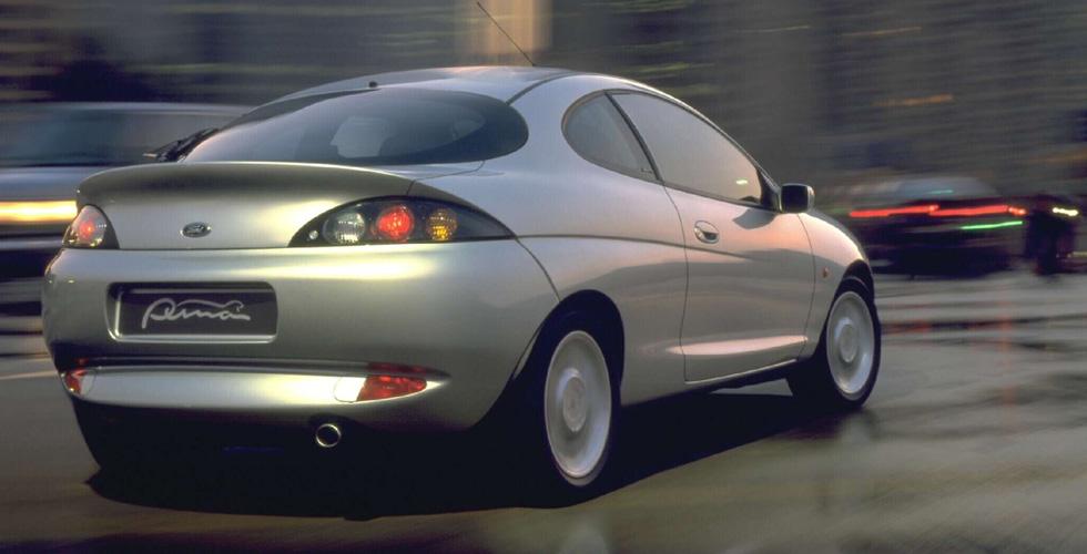 Publicité : Ford Puma