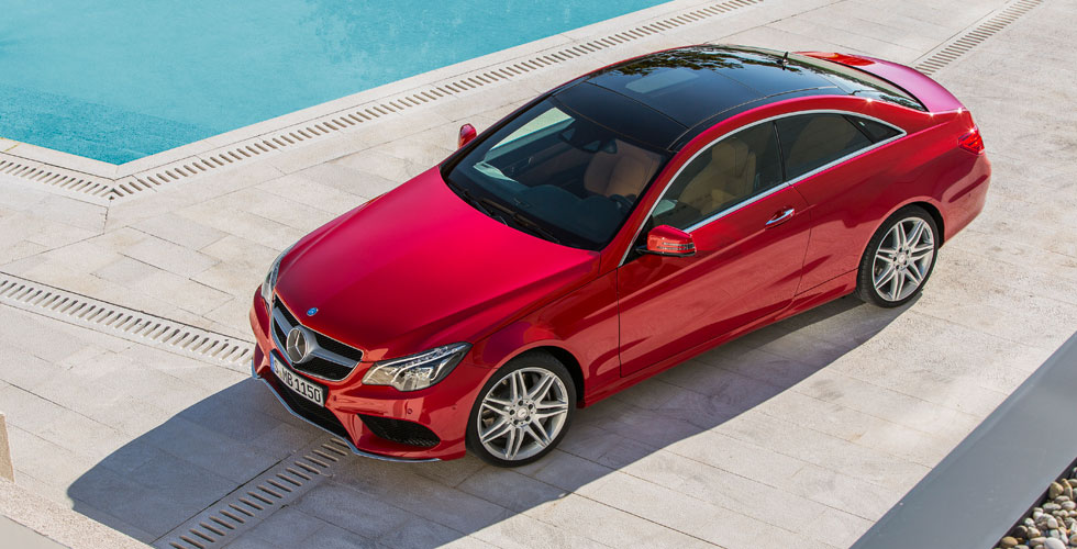 Nouveauté : Mercedes Classe E Coupé et Cabriolet